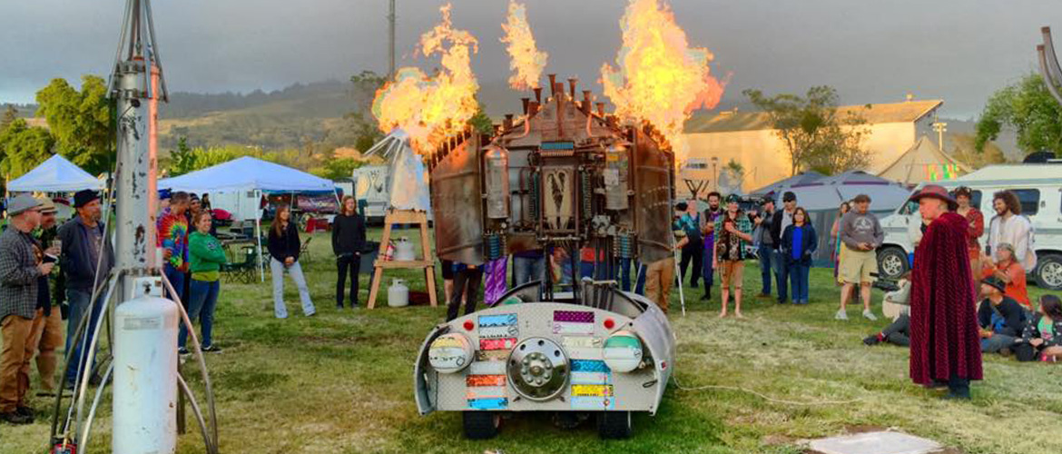 Burning Man Principles: Immediacy